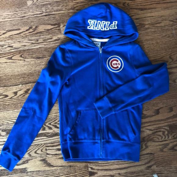 pretty nice 2e4e6 bc34e Women's Chicago Cubs hoodie size small